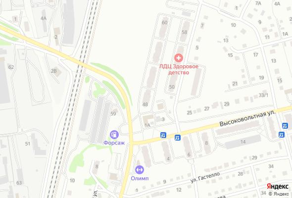 жилой комплекс ул. Деповская, 48