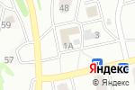 Схема проезда до компании Верный Друг в Новоалтайске