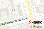Схема проезда до компании Порыбачим в Новоалтайске