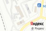 Схема проезда до компании Энергия в Новоалтайске
