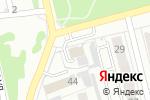 Схема проезда до компании Волшебный городок в Новоалтайске
