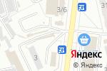 Схема проезда до компании САХАР`ОК в Новоалтайске