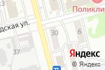 Схема проезда до компании Удача в Новоалтайске