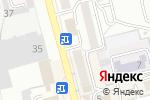 Схема проезда до компании Золушка в Новоалтайске