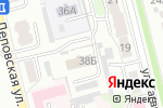 Схема проезда до компании Развитие в Новоалтайске