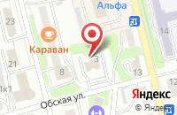 Схема проезда до компании Издательство «Вечерний Новоалтайск-Добрый День» в Новоалтайске