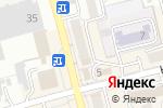Схема проезда до компании Craftbeer в Новоалтайске