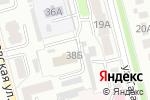 Схема проезда до компании СтройСиб в Новоалтайске