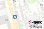 Схема проезда до компании Автомотив в Новоалтайске