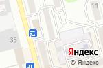 Схема проезда до компании АЛЬКОН в Новоалтайске