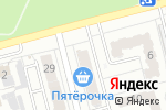 Схема проезда до компании ФатО в Новоалтайске