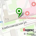Местоположение компании ГОССТРОЙСМЕТА