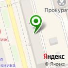 Местоположение компании Совёнок