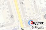 Схема проезда до компании Магазин сантехники в Новоалтайске