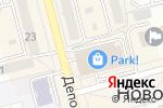 Схема проезда до компании Shoes Market в Новоалтайске