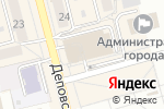 Схема проезда до компании Аттракцион виртуальной реальности в Новоалтайске