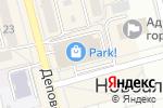 Схема проезда до компании Bonita в Новоалтайске