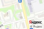 Схема проезда до компании На школьной в Новоалтайске