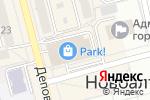 Схема проезда до компании Наше Время в Новоалтайске