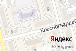 Схема проезда до компании Ермак в Новоалтайске