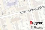 Схема проезда до компании Виктория в Новоалтайске