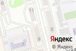 Схема проезда до компании Наташа в Новоалтайске