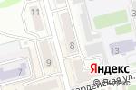 Схема проезда до компании Cappuccino в Новоалтайске