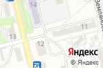 Схема проезда до компании Лолита в Новоалтайске