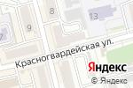 Схема проезда до компании Радиотехник в Новоалтайске