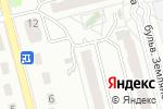 Схема проезда до компании Морозко в Новоалтайске