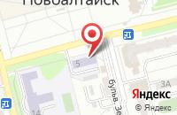 Схема проезда до компании Русский дом народных традиций  в Новоалтайске