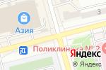 Схема проезда до компании Хлебный магазин в Новоалтайске