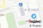Схема проезда до компании Центр детского технического творчества в Новоалтайске
