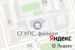Схема проезда до компании Техникум в Новоалтайске