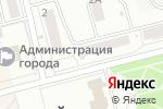 Схема проезда до компании Евросеть в Новоалтайске