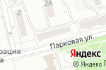 Схема проезда до компании Ткани на Парковой в Новоалтайске