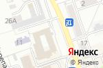 Схема проезда до компании Отдел МВД России по Первомайскому району в Новоалтайске