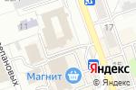 Схема проезда до компании Отделение ГИБДД отдела МВД России по Первомайскому району в Новоалтайске