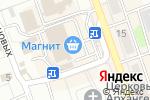 Схема проезда до компании Лилия в Новоалтайске