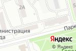 Схема проезда до компании Витас в Новоалтайске