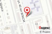 Схема проезда до компании Интернет-магазин веников для бани в Приморском