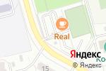 Схема проезда до компании На Космонавтов в Новоалтайске
