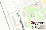 Схема проезда до компании Линейное отделение полиции в Новоалтайске