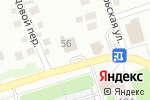 Схема проезда до компании Мясной Смак в Новоалтайске