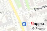 Схема проезда до компании Киоск по продаже фруктов и овощей в Новоалтайске