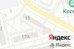 Схема проезда до компании Мечта, ТСЖ в Новоалтайске