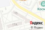 Схема проезда до компании Валерия в Новоалтайске