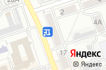 Схема проезда до компании Летопись в Новоалтайске
