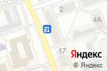 Схема проезда до компании Женечка в Новоалтайске