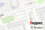 Схема проезда до компании Мясной магазин в Новоалтайске